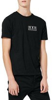 Topman Men's Skull Patch T-Shirt