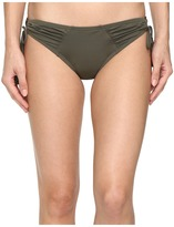 Vince Camuto Fiji Solids Side Tie Cheeky Bikini Bottom