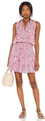 Poupette St Barth Clara Mini Dress