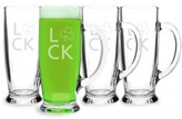 Cathy's Concepts Set Of 4 Craft Beer Mugs