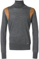 DSQUARED2 turtleneck jumper - men - Viscose/Wool - S
