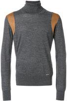DSQUARED2 turtleneck jumper