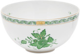Herend Chinese Bouquet Green Small Bowl