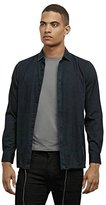 Kenneth Cole New York Men's Ls Shirt Jacket