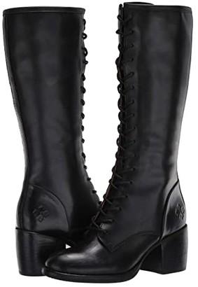 Patricia Nash Siciliano (Black) Women's Boots