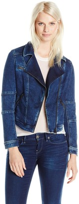 Mavi Jeans Women's Janet Dark Vintage Sporty