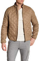 Barbour B.INTL Boxer Quilted Military Jacket