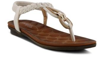 Patrizia Galdus Women's T-Strap Sandals
