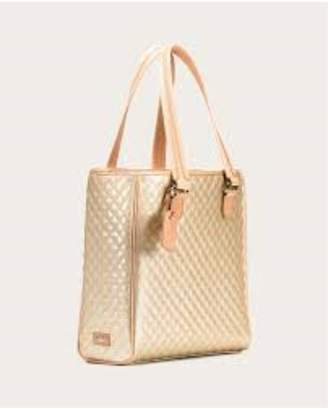 The Birds Nest CLASSIC TOTE-CANDY CHAMPAGNE