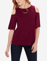 The Limited Cold Shoulder Tee