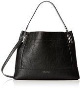 Calvin Klein 4 DU Novelty Hobo Shoulder Bag