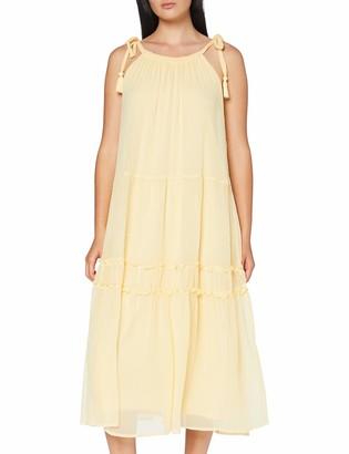 Vero Moda Women's VMPENELOPE SL Ancle Dress WVN Casual