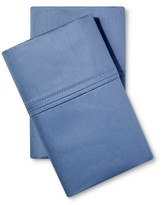 Threshold Performance 400 Thread Count Pillowcase Set Blue (King