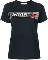 Golden Goose Deluxe Brand logo patch T-shirt