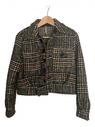 Free People Multicolour Polyester Jackets
