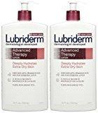 Lubriderm Advanced Therapy Moisturizing Lotion - 24 oz - 2 pk