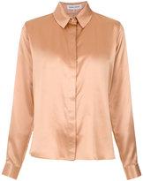 Gloria Coelho silk classic shirt