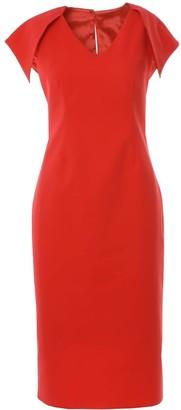Dalb Susur Coral Dress