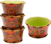 Tracy Porter Eden Ranch Set of 4 Bowls