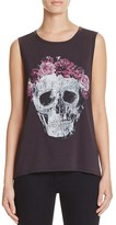 Chaser Crown of Roses Tank