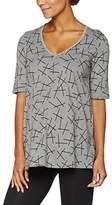 Bellybutton Women's 1/2 Arm Maternity-T-Shirt,8 (Manufacturer's Size: XS)