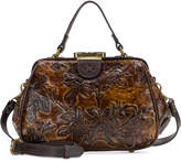 Patricia Nash Gracchi Small Frame Satchel, Created for Macy's