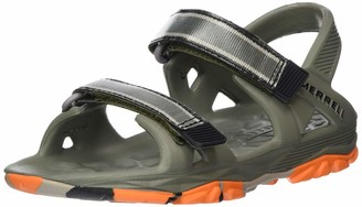Merrell Kids' Ml-Hydro Drift Ankle Strap Sandals