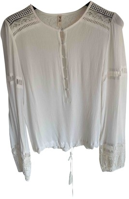 Spell & The Gypsy Collective White Cotton Top for Women