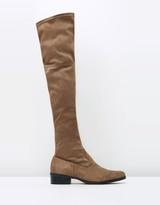 Schutz Josephine Thigh High Boots