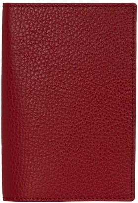 Harrods Leather Passport Cover