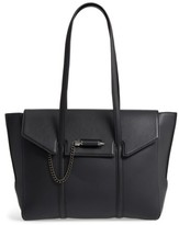 Mackage Barton Leather Tote - Black