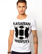 Asos T-Shirt With Kasabian Print