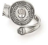 Alex and Ani Number 9 Spoon Ring