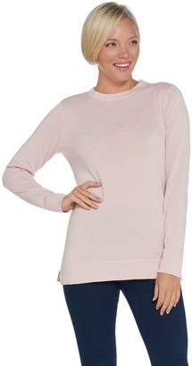 Martha Stewart Crew Neck Long Sleeve Sweater