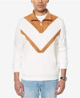 Sean John Men's Quarter-Zip Sweater