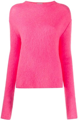 MRZ long sleeve knit jumper