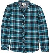Billabong Men's Coastline Long Sleeve Flannel