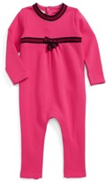 Gucci Infant Girl's Knit Romper