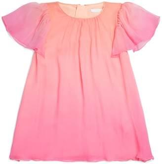 Chloé Kids Sunset Fade Dress