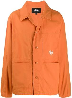 Stussy Torque shirt jacket