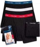 Calvin Klein 3-Pack Classic Boxer Briefs +1 Bonus Pair-M
