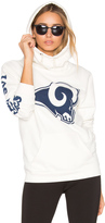 Junk Food Clothing Los Angeles Rams Hoodie