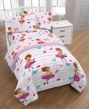 Disney Junior Fancy Nancy Fantastique Twin Bed in a Bag Bedding