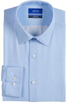 Apt. 9 Men's Slim-Fit Performance Dress Shirt