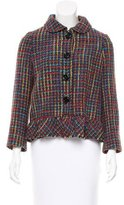 Kate Spade Long Sleeve Casual Jacket