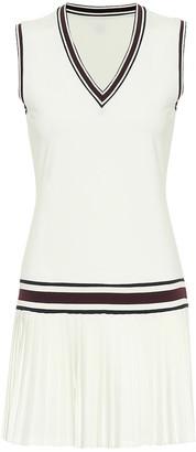 Tory Sport Jersey minidress