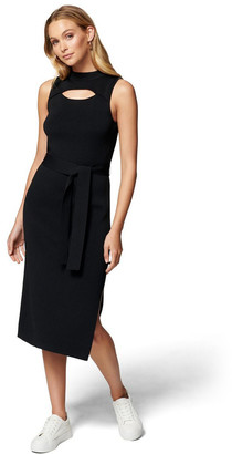 Forever New Maura Cut Out Knit Dress