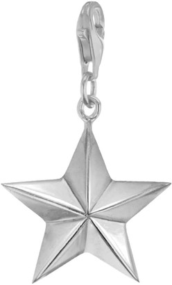 True Rocks Sterling Silver Star Charm