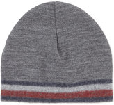 Tommy Hilfiger Corporate Stripe Knitted Wool-blend Beanie