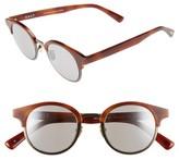 Salt Women's Rumack 46Mm Polarized Sunglasses - Copper Tone/ Antique Gold